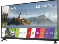 LG 55UJ6300 vs 55UH6150 : Similarities and Differences between LG's 2017 and 2016 Basic 55-Inch 4K LED TV
