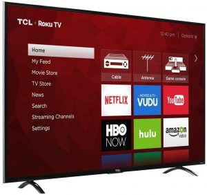 TCL 55P607
